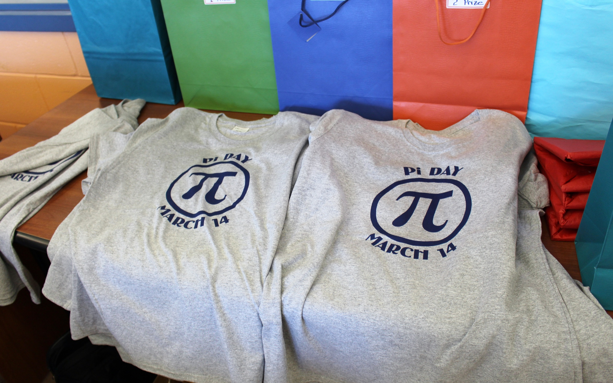Pi Day at Northern College with OACETT Timmins!