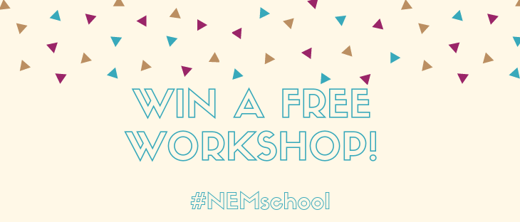 Win a free workshop in your class this March!