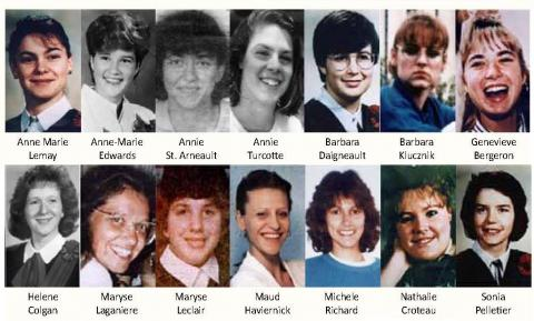 30 Year Anniversary of tragic Montreal Massacre
