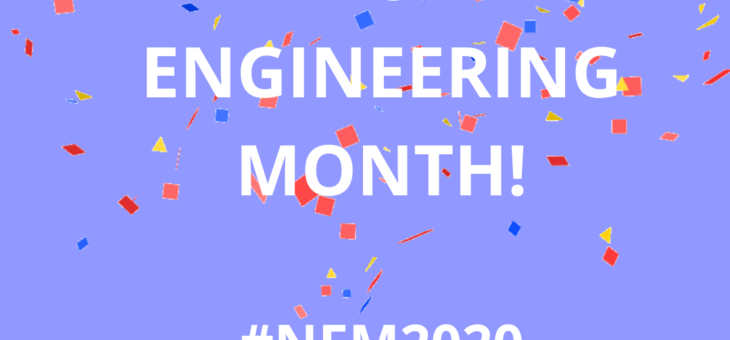 Happy National Engineering Month and PEng Day!