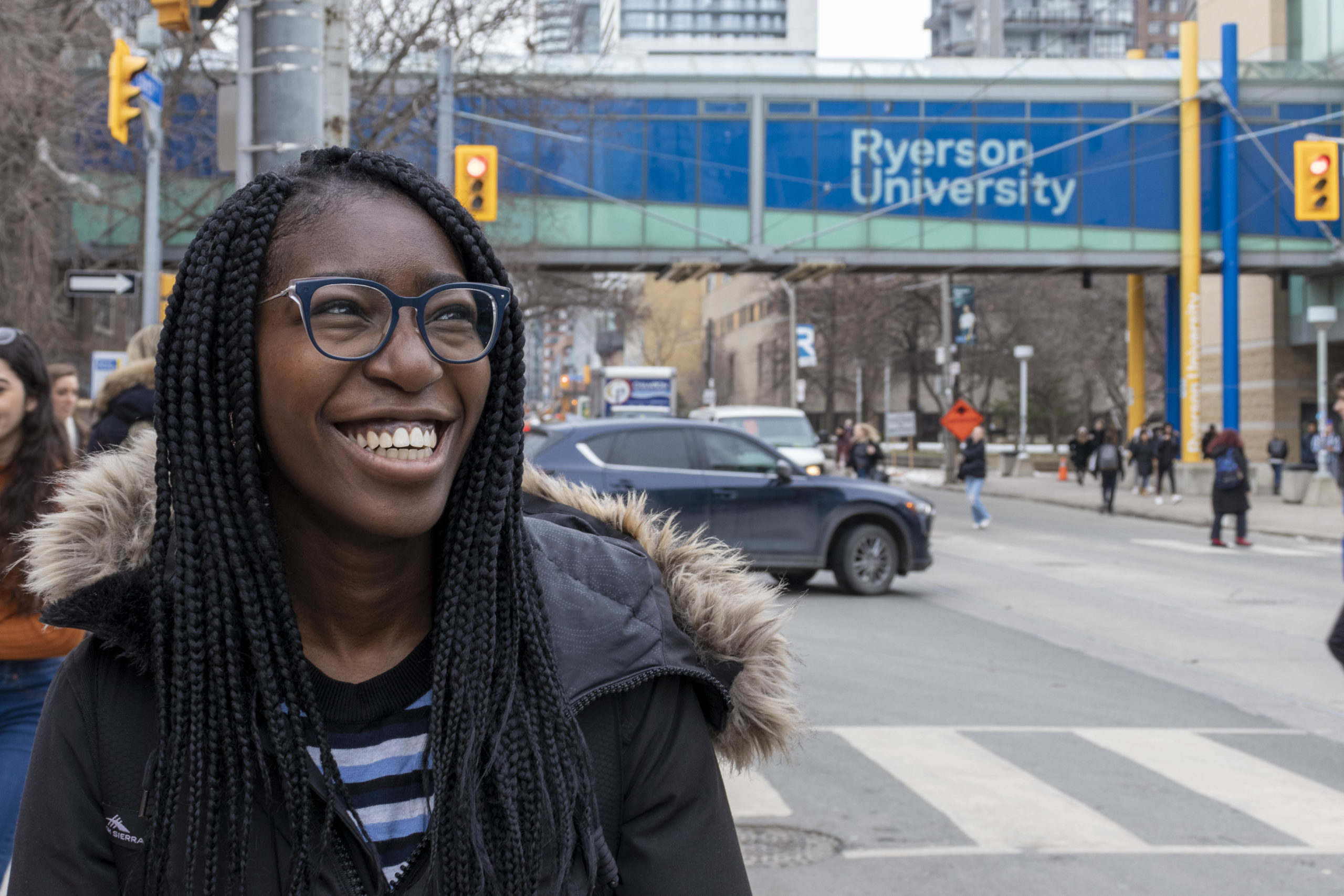 'All-In' at Ryerson: A Day-in-the-Life of an Engineering Undergrad
