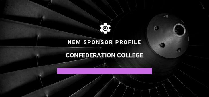 NEM Sponsor Profiles: Confederation College